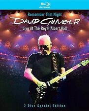 David Gilmour: Remember That Night - Live At The Royal Albert Hall [Blu-ray] by