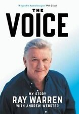 NEW The Voice By Ray Warren Hardcover Free Shipping
