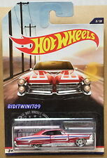 HOT WHEELS 2017 VINTAGE AMERICAN MUSCLE 1965 PONTIAC BONNEVILLE