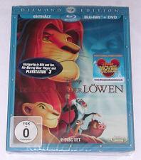 BLU RAY: DER KÖNIG DER LÖWEN Blu-Ray + DVD Diamond Edition