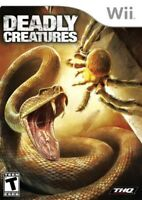 Deadly Creatures - Nintendo  Wii Game
