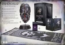 NEW Dishonored 2: Collector's Edition (Sony PlayStation 4, 2016)