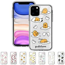 Sanrio Play Clear Jelly Case Cover iPhone 11 Pro XS Max XR 8 7 6S Plus 5 SE Case