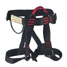 Rock Climbing Harness Gear Safety Seat Belt Rescue Working Rappelling Equipment