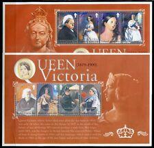 TURKS & CAICOS 2001 Königin Queen Victoria 1621-1628 ** MNH