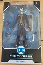 McFarlane Toys The Joker DC Multiverse Arkham Asylum Unopened