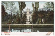 Huis ten Bosch Gravenhage Hague Den Haag Netherlands 1905c postcard