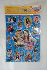 Hannah Montana Miley Cyrus magic Jumbo Stickers Decoration Bedroom  S6