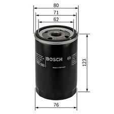 BOSCH Ölfilter 0 451 103 213 für PORSCHE