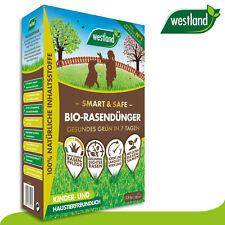 Westland 2,8 kg Smart & Safe Bio-Rasendünger »Englands Nr 1 für den Garten«