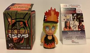 SKETCH+SIGNED+COA! Kidrobot Bob's Burgers Trick Treating Figure - Hot Mess Tammy