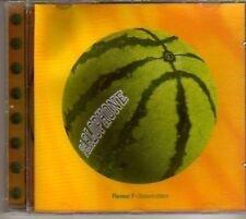 (CJ345) Flavour 7, Globetrotters, 17 tracks various artists - 1996 DJ CD