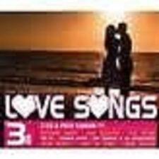 546 // COFFRET 3 CD 54 TITRES TOUS LES TUBES LOVE SONGS NEUF