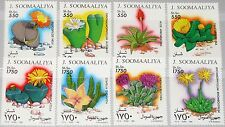 SOMALIA 1995 543-50 Sukkulenten Succulents Kaktus Flora Cactus Saftpflanzen MNH