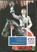 FEI WORLD CUP DRESSAGE FINAL 'S-HERTOGENBOSCH 2010 DVD