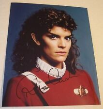 ROBIN CURTIS Star Trek signed autograph photo auto