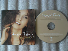 CD-SHANIA TWAIN-KA CHING-I'M GONNA GETCHA GOOD-J.MUTT-(CD SINGLE)-2003- 2 TRACK