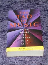John Ortiz - The Tao of Music using music to change your life relax de-stress