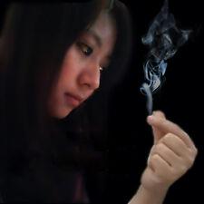 10Pcs Magic Gimmick Prop Finger's Smoke Finger Rub Fantasy Magician Trick Toy