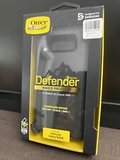 OtterBox OEM Genuine Defender Case With Clip for Samsung Galaxy Note 8 Black NIB