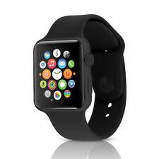 Apple Watch Sport 42mm Space Gray Aluminum Case w/ Black Band MJ3T2LL/A
