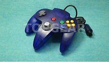 Official Original N64 Controller Pad Midnight Blue Nintendo64 by TOPGEAR.jp
