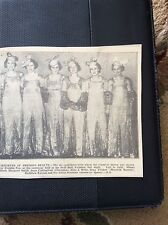 d1-1 ephemera 1935 swindon picture carnival queen doris smith cullingford wilks
