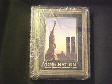 One Nation America Remembers Time Life Luxury Edition Gilt Edges First Edition
