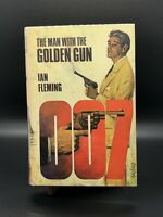 The Man With The Golden Gun By Ian Fleming - James Bond London Book Club Edition