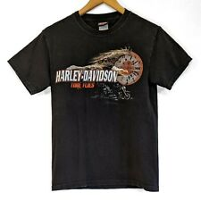 Harley Davidson Eagle Time Flies Made in USA Shirt M