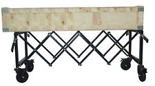 New Carbon Steel Funeral Church Truck Stretcher Truck HomeMortuary Cot Supplies
