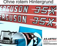 52411 Aufklebersatz Schlepper Massey Ferguson MF 35 X