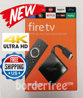 Fire TV with 4K Ultra HD and Alexa Voice Remote (3rd Generation)