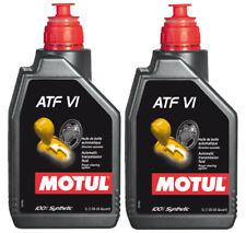 Motul ATF VI Huile Transmission Automatique Fluide 100% Synthétique 2 Litres