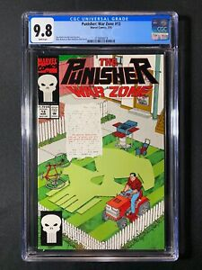 Punisher: War Zone #13 CGC 9.8 (1993)