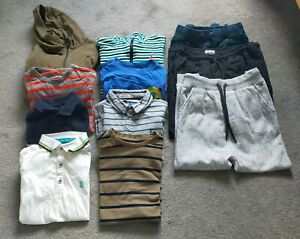 Bundle Of Boys Clothing (Joules, Next, Boden) Size 7-8 Years