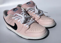 Nike Dunk Low Elite SB Pink Box Size uk 10 Prism Pink Black White 833474-601 New