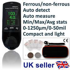 Paint and Coating Thickness Depth Gauge Meter CM8802FN+ - Detailing - UK Stock