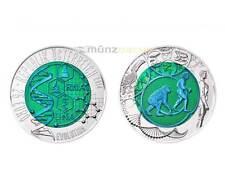 25 euro Evolution niobium argent niobium silver Autriche Austria 2014 HGH