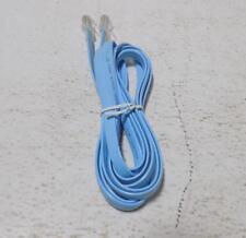 CISCO BLUE CONSOLE ROLLOVER CABLE 72-1259-01