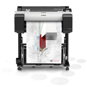 Canon TM-200 A1 Colour Large Format Printer BRAND NEW