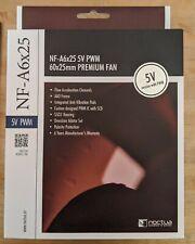 Noctua NF-A6x25 5v PWM Fan