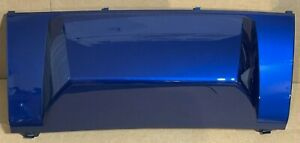 2007 to 2014 Cadillac Escalade Bumper Hitch Cover OEM GM Luxo Blue WA# 933L