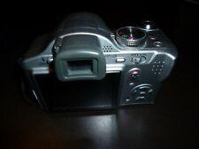 Panasonic LUMIX DMC-FZ8 7.2MP Digital Camera Silver for Parts