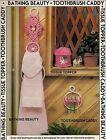 Bathroom Accessories Patterns - Craft Book: 7430 Macrame Go Round - Towel Ring