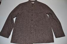 ORVIS OUTDOOR BROWN COAT JACKET WOMENS SIZE SMALL S