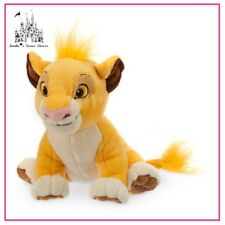 "DISNEY THE LION KING BABY SIMBA 7""/18cm H MINI PLUSH TOY BRAND NEW WITH TAG"