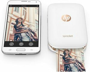 HP Sprocket Portable Photo Printer, X7N07A