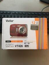 Brand New - Vivitar - Vt426 All Weather Waterproof 12Mp with 8x Digital Camera