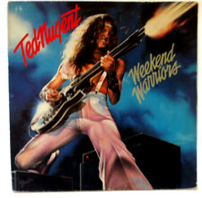 TED NUGENT Weekend Warriors Disque LP VINYL 33 T EPC 83036 Holland 1978